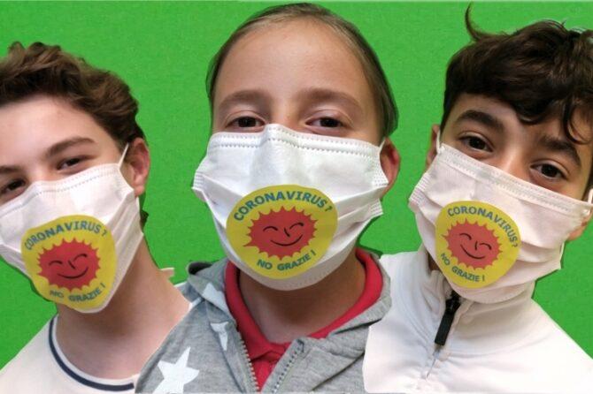 Parliamo di mascherine chirurgiche.